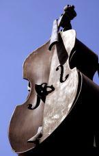 Cello Sculpture