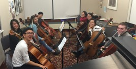 2015 Cornell Cello Ensemble